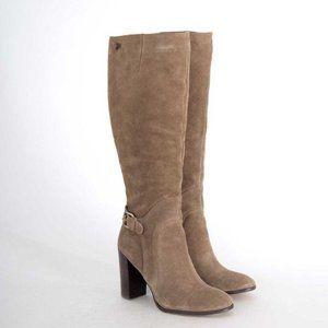 Sam Edelman Lucy Leather Boot Sz 8.5M